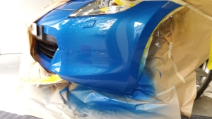 Nissan 370z Ready to be spray painted