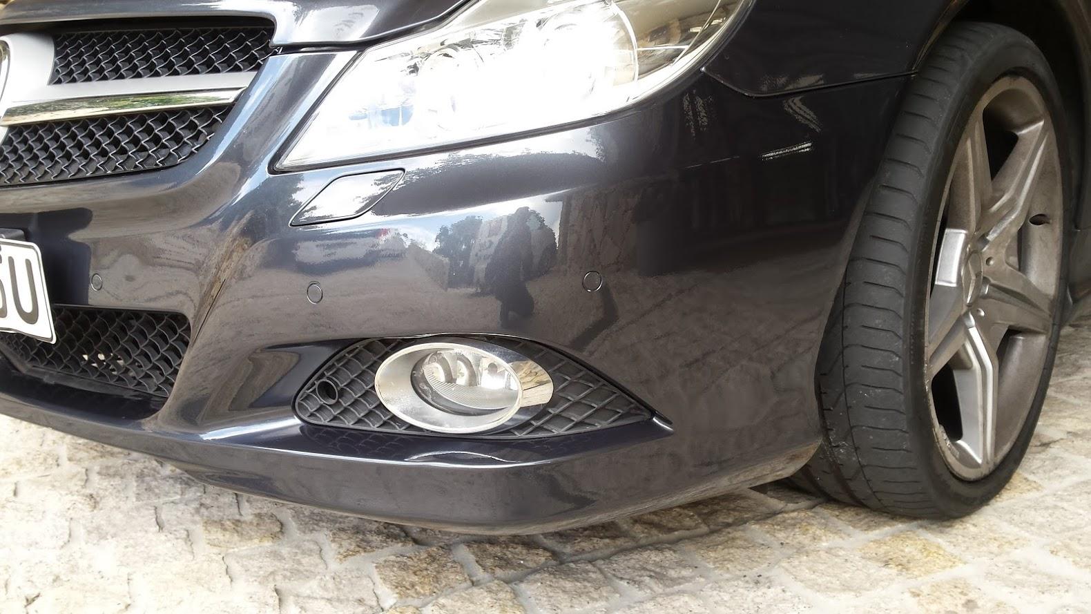 Mercedes sl500 bumper repair service 0421332437 for Mercedes benz bumper repair